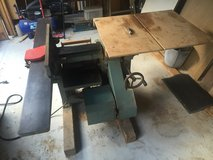 Hitachi planer, jointer, dado saw combo in Okinawa, Japan