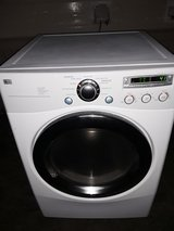 Like new LG front load electric dryer for sale in DeRidder, Louisiana