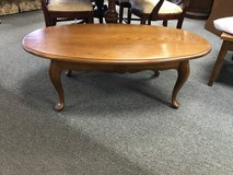 Oval Coffee Table in Bartlett, Illinois