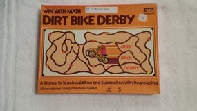 Game - Dirt Bike Derby - 1977 in Bolingbrook, Illinois