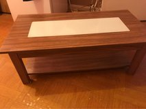 coffee table with glass on top in Lakenheath, UK