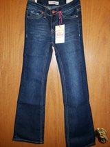 girls jeans sz.7slim new w/tags in Chicago, Illinois