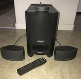 Bose Cinemate Sound System in Fairfield, California