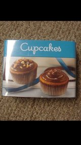 Cupcake Recipe Tin - BNIB in Aurora, Illinois
