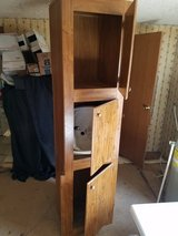 Bathroom cabinet and sink in Fort Leonard Wood, Missouri