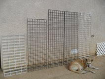 ##  Gridwall Display Panels  ## in 29 Palms, California