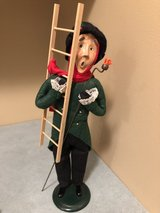 Byers Choice Christmas Caroler - Chimney Sweep in Westmont, Illinois