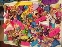 Polly Pockets collection in Fort Campbell, Kentucky