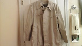 Men's 40 Regular London Fog Fall/Winter/Spring Coat in Aurora, Illinois
