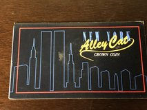 The New York Alley Cat 1990 ISLE OF MAN 1 One Crown Uncirculated Coin in Fort Knox, Kentucky