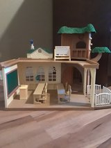 Calico critters school tree house in Fort Leonard Wood, Missouri