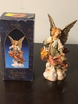 "MARIEL #75523 ANGEL BEARING GIFTS FONTANINI 5"" HEIRLOOM NATIVITY COLLECTION 1996 in Fort Knox, Kentucky"