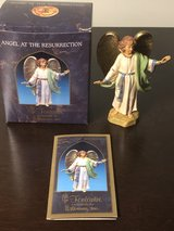 "Angel at the Resurrection w/ Box 5"" Fontanini Life of Christ Series 53506 2000 in Fort Knox, Kentucky"
