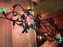 Reduced! 5 strands Indoor Multicolor Christmas Lights in Naperville, Illinois