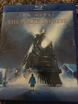 Blu Ray THE POLAR EXPRESS in Fort Campbell, Kentucky