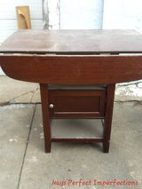 Drop leaf table in Salina, Kansas
