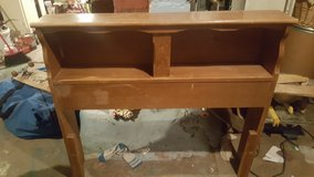 Twin headboard and frame in Salina, Kansas