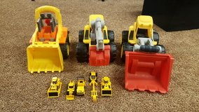Digger toys in Joliet, Illinois