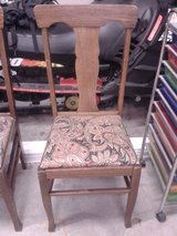 3 Antique Like Dining Room Chairs in Yorkville, Illinois