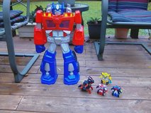 Big 22inch Optimus Prime in Beaufort, South Carolina
