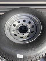 "New 16"" 8 Lug Trailer Wheels and Tires in Leesville, Louisiana"