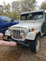 1970 Right hand drive Postal Jeep 350 Chevy engine in Conroe, Texas