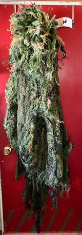 Military Ghillie or sniper suit in Travis AFB, California