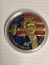 Commander in Chief 45 Commemorative Coin in Fort Knox, Kentucky