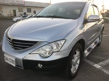 2006 SSANGYONG ACTYON-AUTO-GOOD RUNNING COND.-94K MILES in Osan AB, South Korea