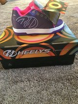 Heely's Shoes never worn in Cleveland, Texas