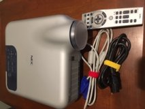 NEC Projector with extra new lamp in Tinley Park, Illinois