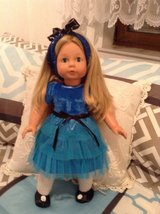 Authentic Charming Gotz Doll with 2 Outfits Similar to the American Girl Doll in Ramstein, Germany