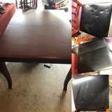 Dining Table and Chairs in Fairfield, California