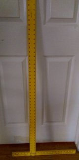 Huge Measuring Stick with Squared End REDUCED PRICE in Houston, Texas