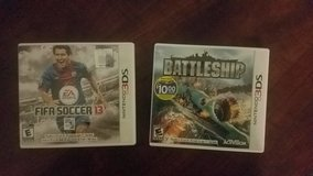 Nintendo 3DS games in Houston, Texas