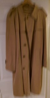Men's Trench Coat REDUCED PRICE in Kingwood, Texas