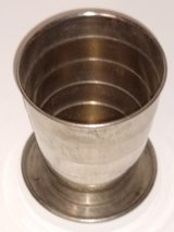 antique 1800's bicycle folding cup in Camp Lejeune, North Carolina
