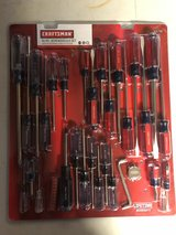 Craftsman 41 PC Screwdriver Set in Fort Knox, Kentucky
