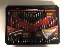 Gear Wrench 32 Pc Ratcheting Combination & Stuby Combination Wrench Set in Fort Knox, Kentucky