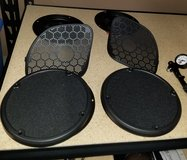 Harley Davidson fairing and rear speakers with grills in Camp Pendleton, California