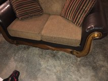 Couch and love seat in Quad Cities, Iowa