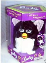 "Furby -  ""The Skunk"" in Travis AFB, California"