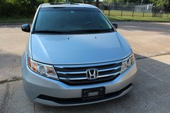 2012 Honda Odyssey EX-L w/DVD Player - Clean Title in Conroe, Texas