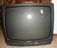 """Orion CRT TV MTS Stereo 26"""" Gaming Vintage Retro Model STV2555A with Remote Control in Macon, Georgia"""