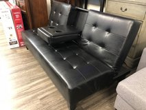 INVENTORY SALE! URBAN LEATHER SOFA BED SLEEPER in Camp Pendleton, California