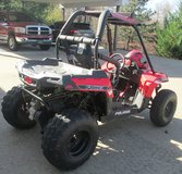 ATV Polaris Ace 150 EFI with Roll Bars in Fort Campbell, Kentucky