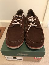 Mens Shoes (Clarks) sz 12 in Fort Campbell, Kentucky