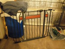 WALK THRU INDOOR PET GATE WITH EXTENTIONS in Alamogordo, New Mexico