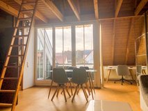 Fully furnished Loft near Kelley ,Panzer and Patch 15min from downtown  - S.VA.37.3.591 in Stuttgart, GE