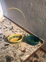 2 new Easter baskets. in Ramstein, Germany